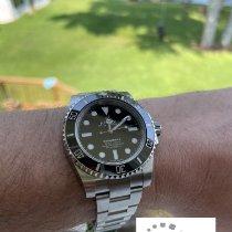 Rolex Submariner (No Date) Steel 40mm Black No numerals United States of America, Georgia, Atlanta