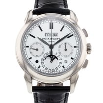Patek Philippe 5270G-001 Or blanc 2015 Perpetual Calendar Chronograph 41mm occasion