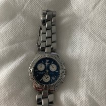 Breitling Colt Chronograph Steel 38mm Blue No numerals United States of America, New York, Tarrytown