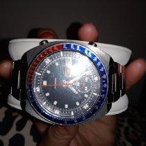Seiko Steel 41mm Blue No numerals United States of America, Arkansas, Little rock