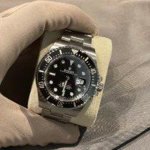 Rolex 126600-0001 Staal 2021 Sea-Dweller 43mm nieuw