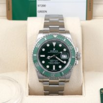 Rolex Submariner Date Steel 40mm Green No numerals United States of America, California, Los Angeles