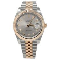 Rolex Datejust II 126331 New Gold/Steel 41mm Automatic