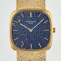 Patek Philippe Golden Ellipse Yellow gold 29mm Blue No numerals United States of America, California, Pleasant Hill