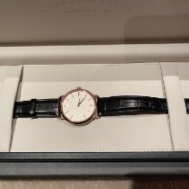 A. Lange & Söhne new Manual winding 37mm Rose gold Sapphire crystal