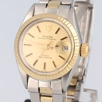 Tudor Oyster Prince Very good Gold/Steel 25mm Automatic