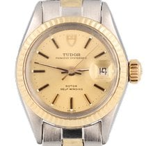 Tudor Gold/Steel 25mm Automatic Oyster Prince pre-owned