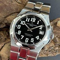 Vacheron Constantin Overseas Steel 35mm Black