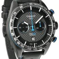 Tissot PRS 516 Сталь 45mm Черный