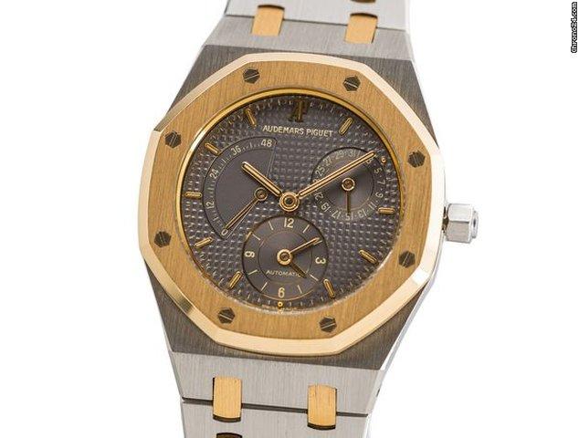 Audemars Piguet Royal Oak Dual Time 25730.789 1999 pre-owned