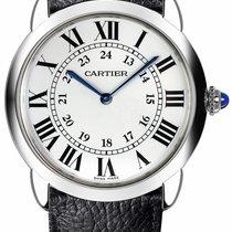 Cartier Ronde Croisière de Cartier new Quartz Watch with original box WSRN0019
