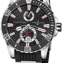 Ulysse Nardin Diver Chronometer новые Автоподзавод Часы с оригинальными документами и коробкой 263-10-3R/92