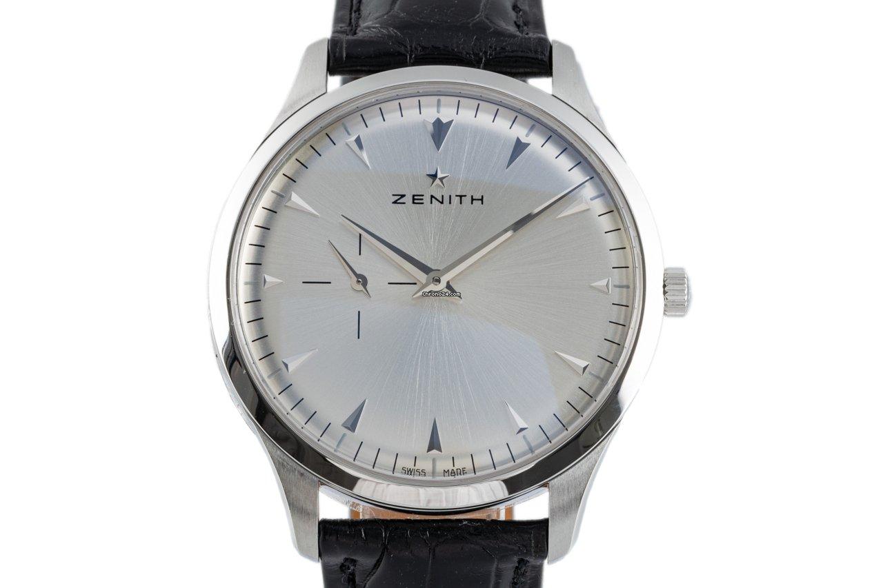 Zenith Elite Ultra Thin 03.2010.681/01.C493 2016 occasion