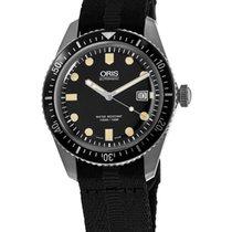 Oris 01 733 7720 4054-07 5 21 26FC Steel Divers Sixty Five new United States of America, New York, Brooklyn