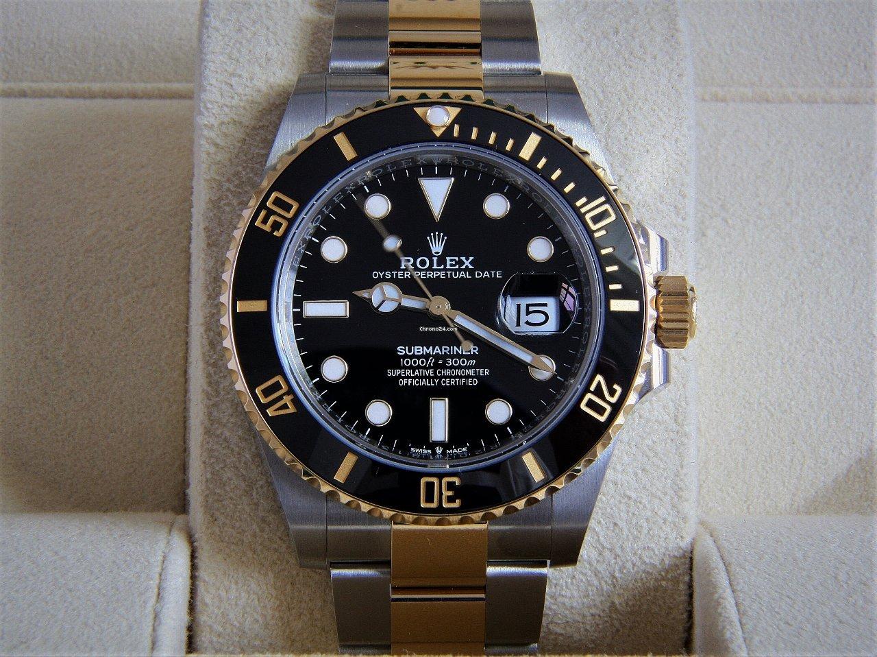 勞力士 Submariner Date 126613LN 2021 新的