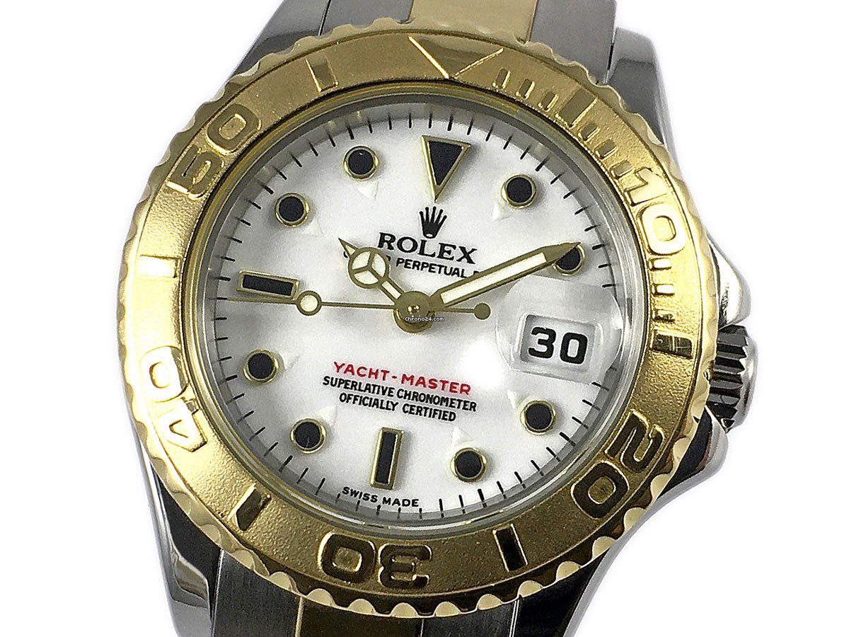 Rolex Yacht-Master 169623 2001 usados