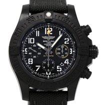 Breitling Automatic Black 45mm new Avenger Hurricane