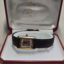 Cartier Gümüş Quartz 5057001 ikinci el Türkiye, İstanbul