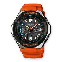 Casio G-Shock GW-3000M-4AER Yeni Plastik 52.5mm Quartz