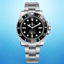 Rolex 114060 Steel 2020 Submariner (No Date) 40mm new United States of America, New York, New York