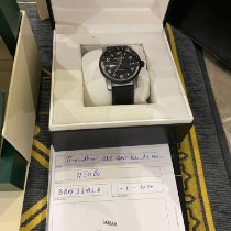 Montblanc Titanium Automatic Black Arabic numerals 42mm pre-owned Timewalker