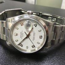 Rolex Oyster Perpetual Date Сталь 34mm Белый Без цифр Россия, Пятигорск