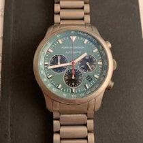 Porsche Design pre-owned Automatic 42mm Blue Sapphire crystal