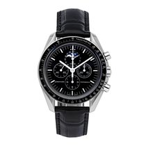 Omega Speedmaster Professional Moonwatch Moonphase Steel 42mm Black No numerals United States of America, Pennsylvania, Bala Cynwyd