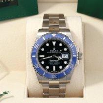 Rolex Submariner Date White gold 41mm Black No numerals United States of America, California, Los Angeles
