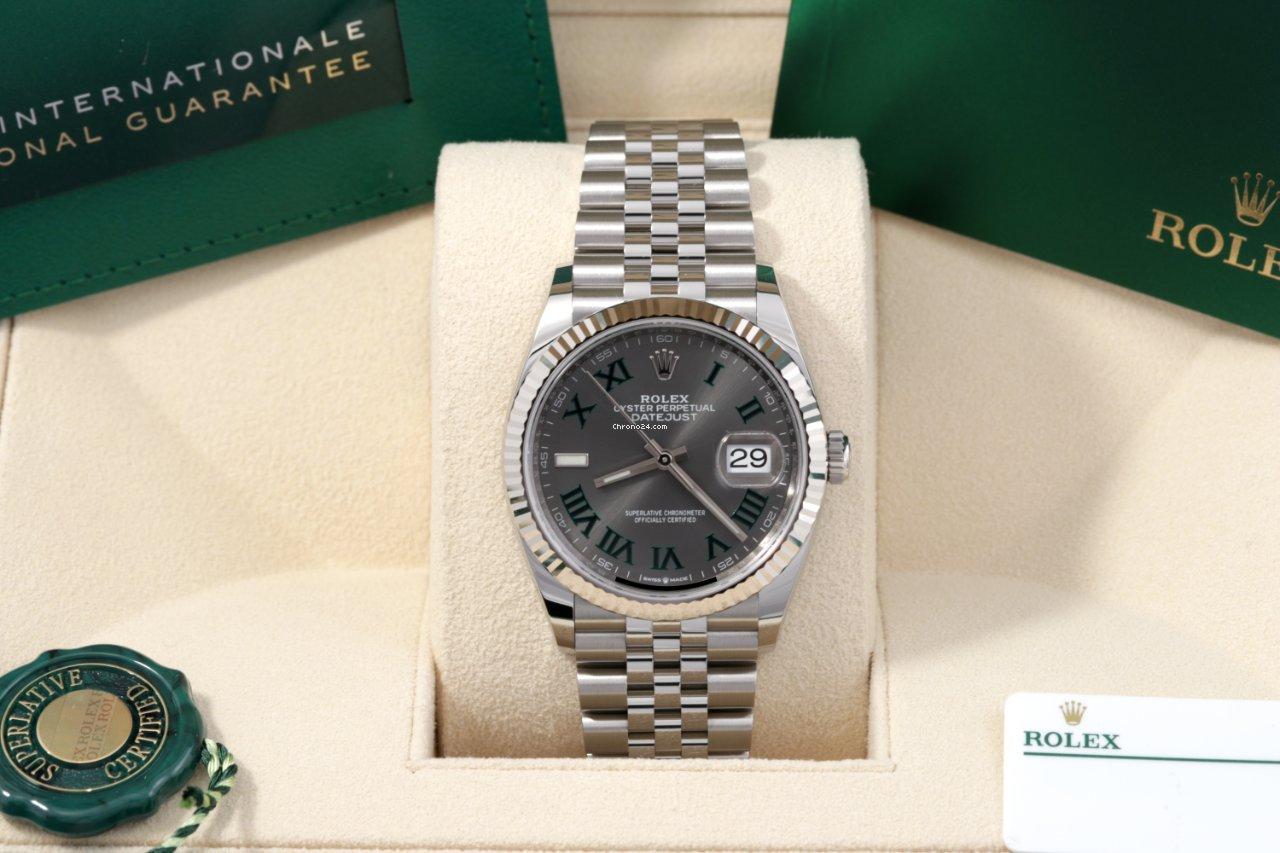Rolex Datejust 126234 2021 new