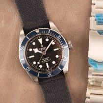 Tudor Black Bay Acero 41mm Azul Sin cifras