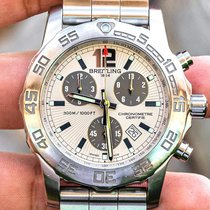 Breitling Colt Chronograph II Steel 44mm Silver United States of America, Texas, Plano
