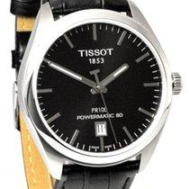 Tissot PR 100 новые Автоподзавод Часы с оригинальной коробкой T101.407.16.051.00