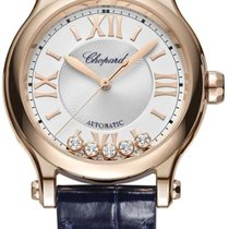 Chopard Happy Sport 275378-5001 Unworn Rose gold 36mm Automatic United States of America, New York, Airmont