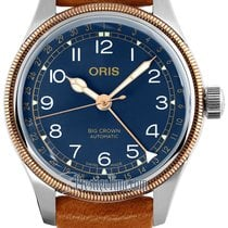 Oris Steel 36mm Automatic 01 754 7749 4365-07 5 17 66 new United States of America, New York, Airmont