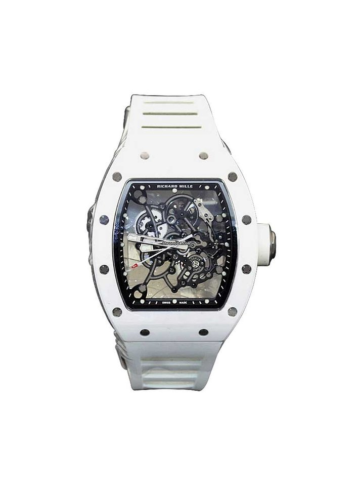 Richard Mille RM 055 RM055ANTi pre-owned