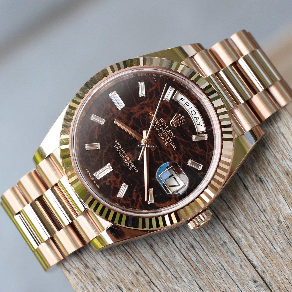 Rolex Day-Date 40 228235-0006 2021 nowość