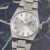 Omega Genève Stahl 34.5mm Silber Deutschland, Chemnitz