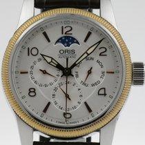 Oris Big Crown Complication Steel 40mm Silver