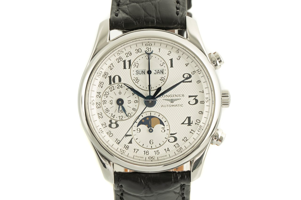 Longines Master Collection L2.673.4 2010 pre-owned