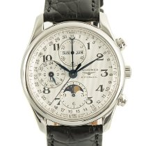 Longines Steel 40mm Automatic L2.673.4 pre-owned