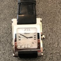 Chopard Happy Sport Staal 35mm