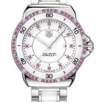 TAG Heuer Formula 1 Lady new Quartz Watch with original box and original papers WAH1319.BA0868 WAH1319BA0868