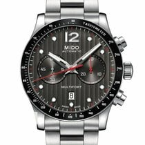 Mido Steel 44mm Automatic M025.627.11.061.00 M0256271106100 new United States of America, New York, Monsey