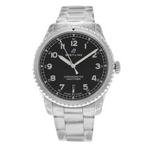 Breitling A17314101B1A1 Steel Navitimer 8 41mm new United States of America, New York, New York