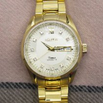 Roamer new Automatic Display back Luminous hands Luminous indices PVD/DLC coating 39mm Gold/Steel Sapphire crystal