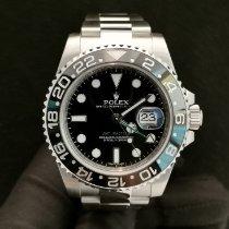 Rolex GMT-Master II 116710LN Sehr gut Stahl 40mm Automatik Schweiz, Lugano