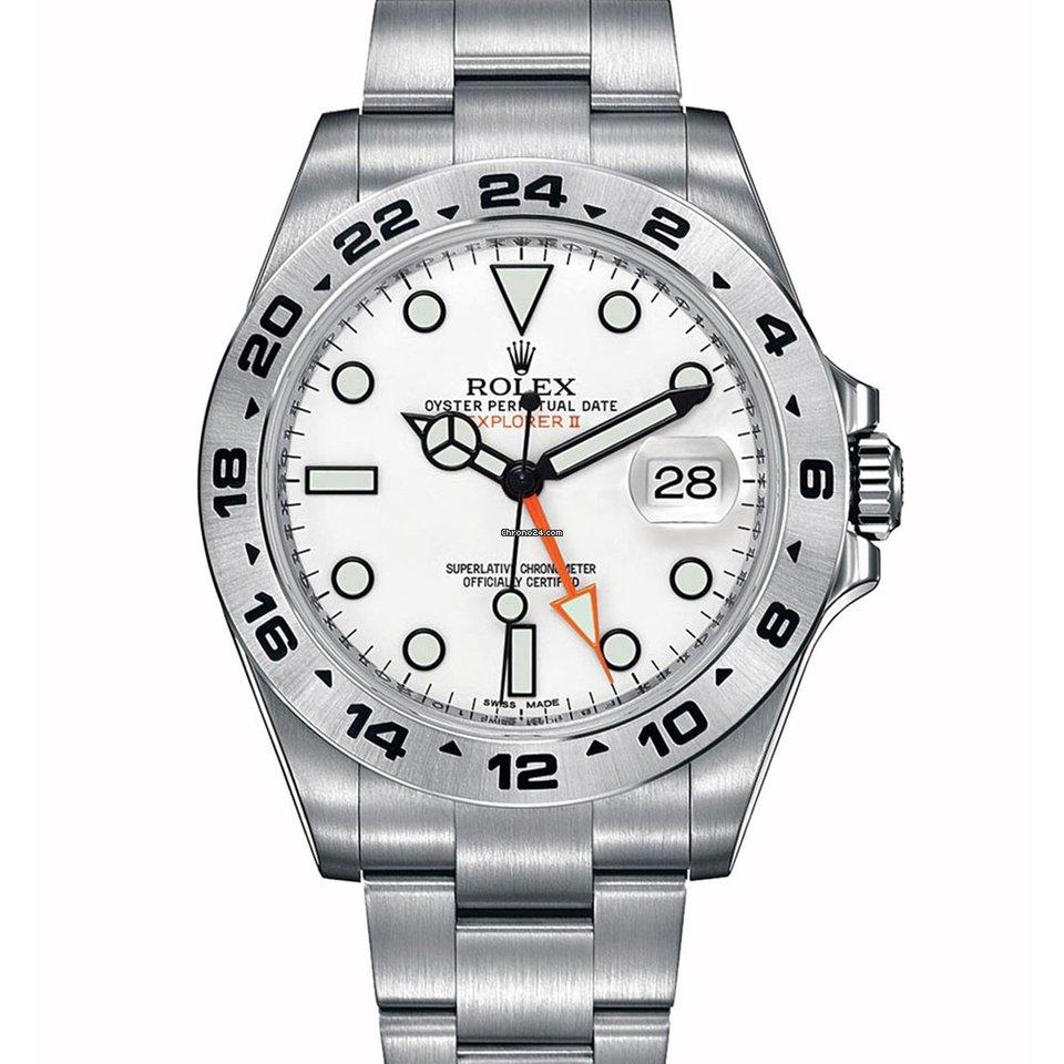 Rolex Explorer II 226570-0001 2021 new