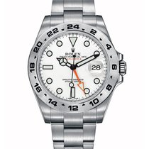 Rolex Explorer II 226570-0001 New Steel Automatic