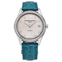 Frederique Constant Ladies Automatic Double Heart Beat Steel 36mm Grey United States of America, Florida, Sarasota
